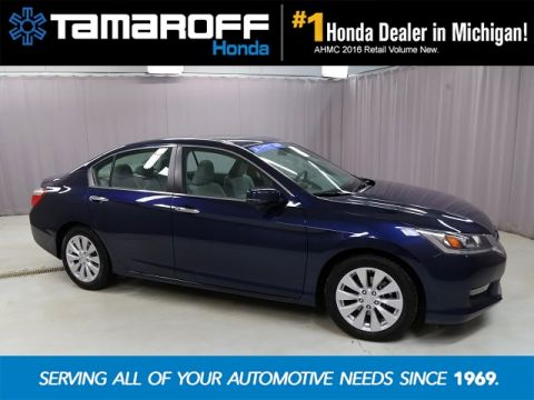Certified Used Honda Accord EX