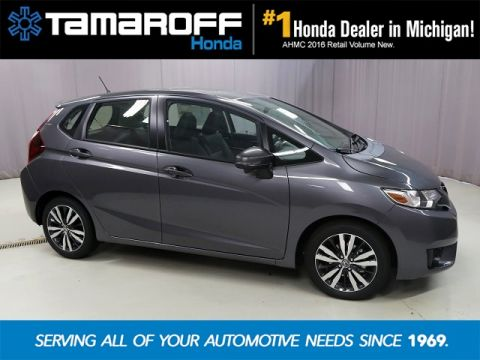 New Honda Fit EX-L