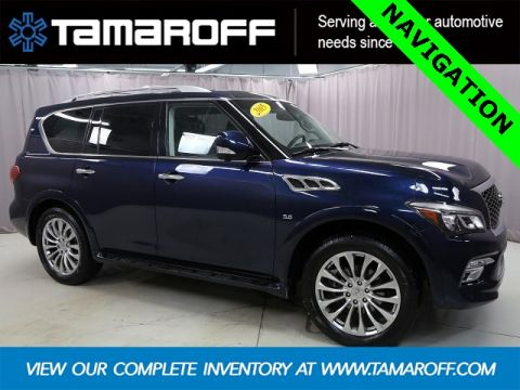 Used INFINITI QX80 Limited